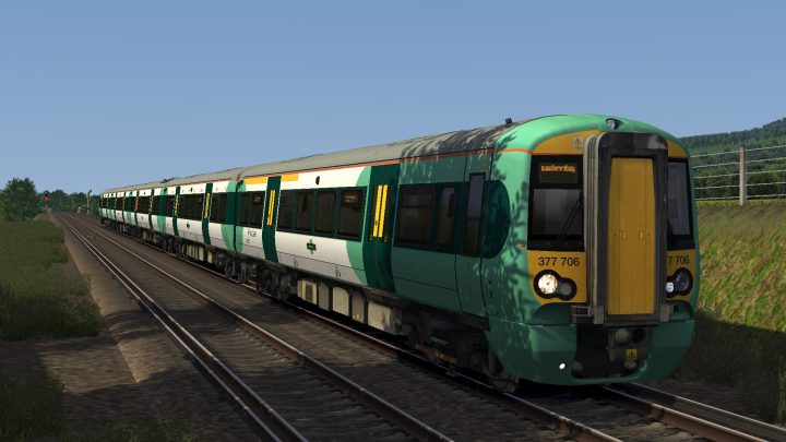1I42 – London Victoria to Dorking