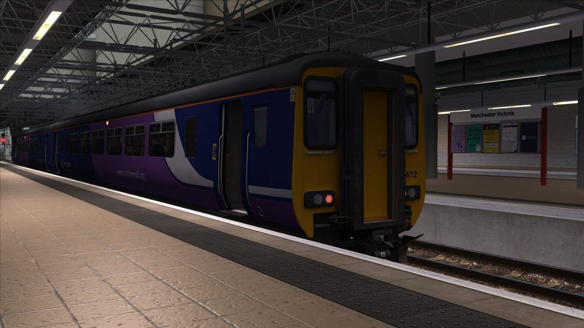 2J38 07:42 Liverpool Lime Street-Manchester Victoria