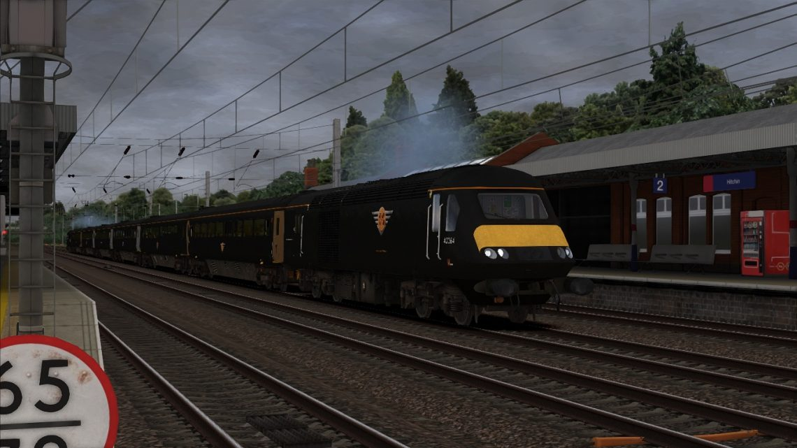 1N26 11:27 London King's Cross to Sunderland (2010) Part 1
