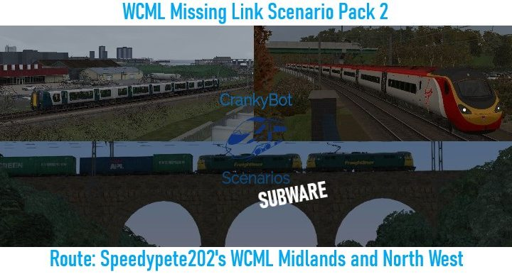 *SUB ONLY* [CB] Missing Link Scenario Pack 2