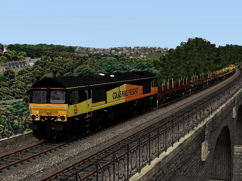 CML : Par to Westbury Down Sidings.