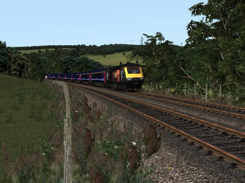 GWR BLUE : West to East / Penzance to London Paddington