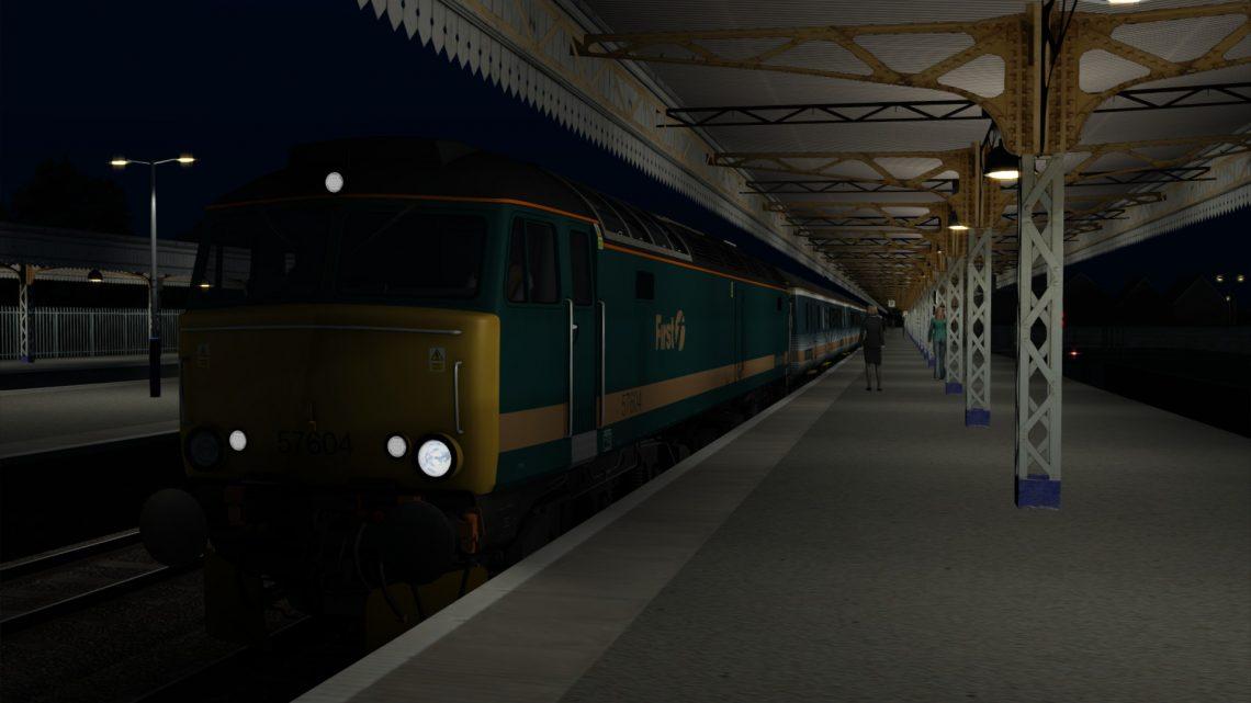 [JWT] 1C99 23.45 London Paddington – Penzance.