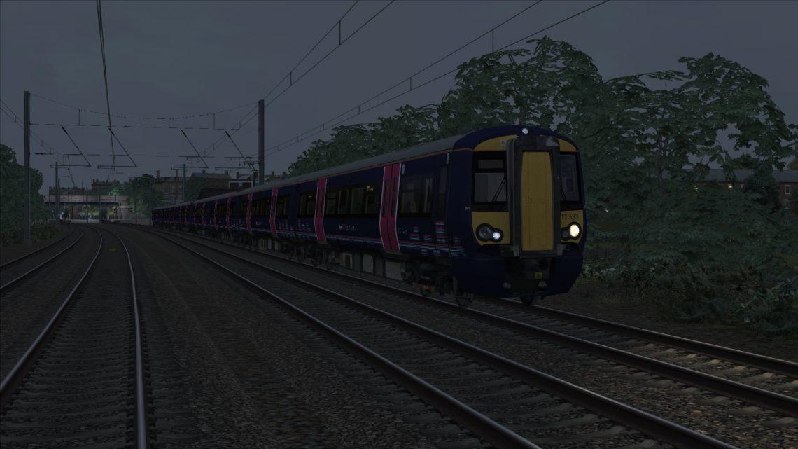 1A68 2052 Bedford to St Pancras International