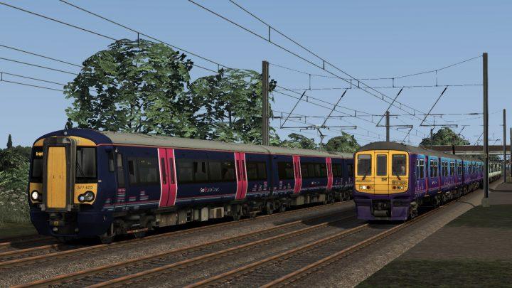 1W86 07:28 Bedford to Brighton