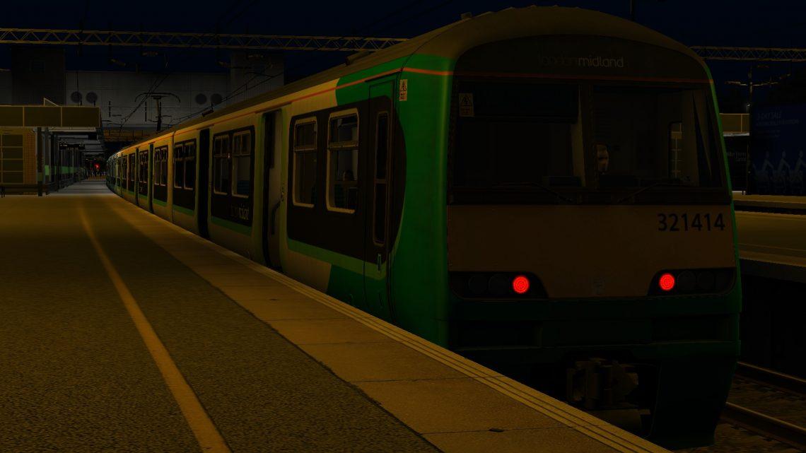 2K09 18:52 London Euston – Milton Keynes Central (2014)