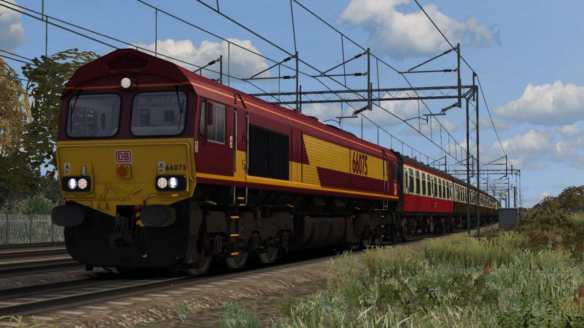 1Z25 06:07 Eastleigh-Wolverhampton Steel Terminal