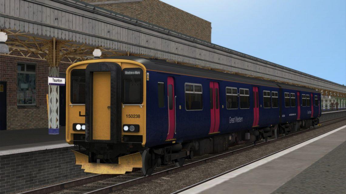 (RP) 2M69 Taunton to Weston-s-Mare. 08,08,2021