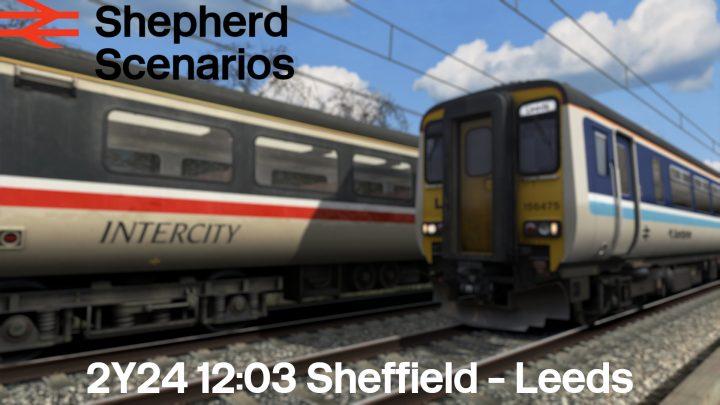 SS / 2Y24 12:03 Sheffield – Leeds