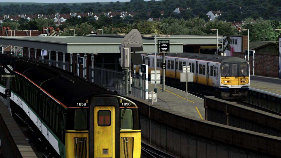 2O13 06:53 Watford Junction to East Croydon (2003)
