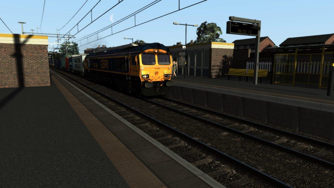 [CT] 4D62 05:16 Seaforth C.T-East Midlands Gateway