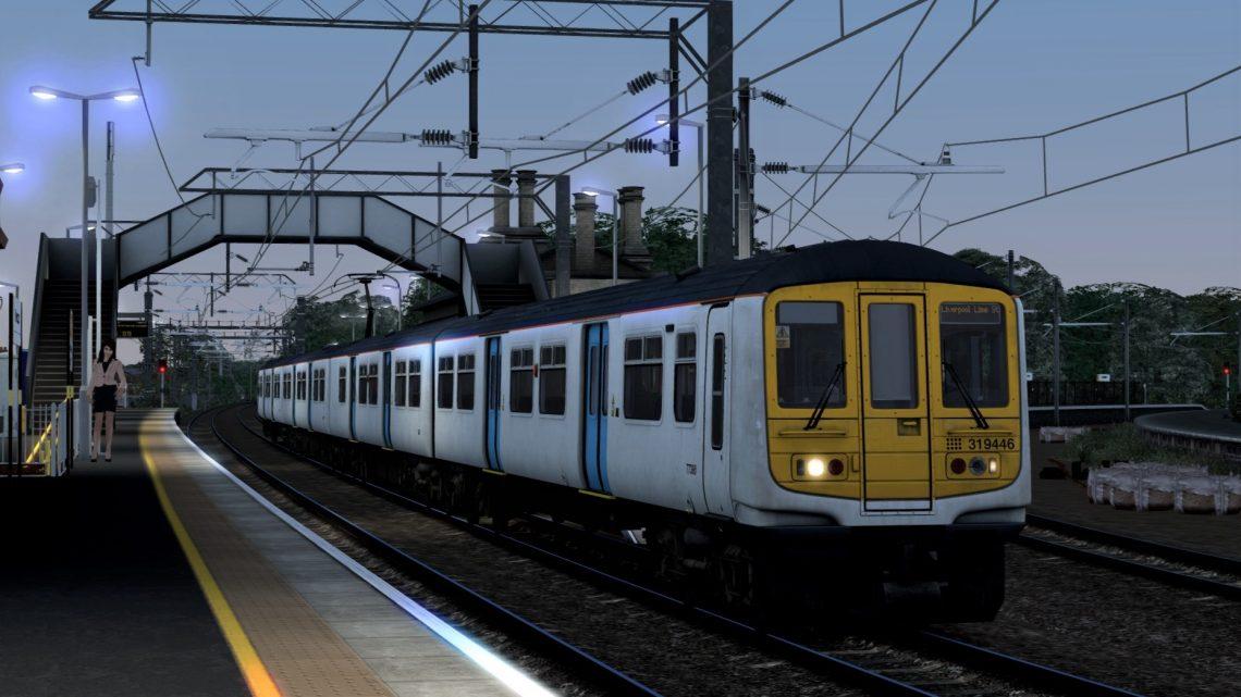 (WM) 2F11 19:17 Crewe – Liverpool Lime Street (Delayed)