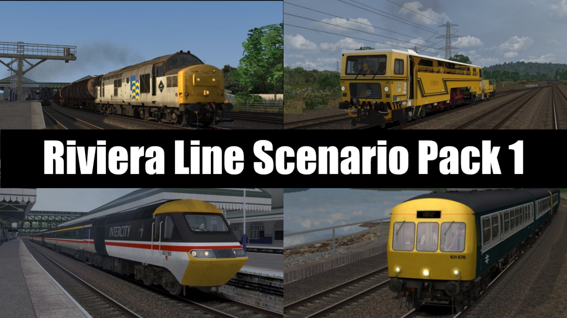 **SUB ONLY** Riviera Line Scenario Pack 1