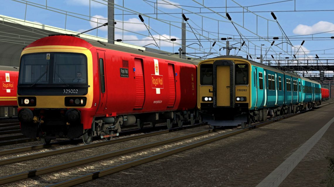 [RS] 150282/158833 – 1H94 1851 Chester – Manchester Piccadilly (2018)