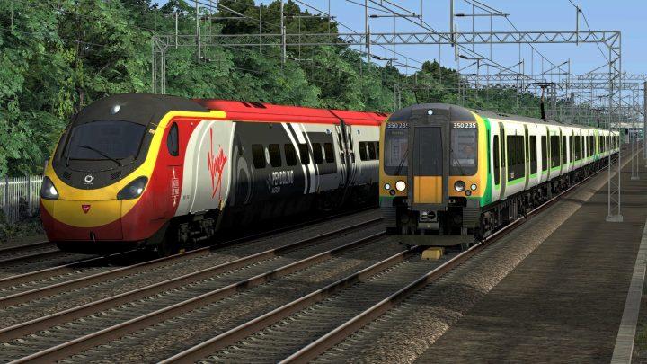 [RS] 390104 – 1R04 0545 Wolverhampton – London Euston (2017)