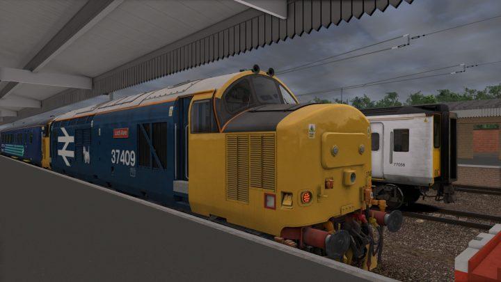 1G38 1135 Ely to Kings Lynn