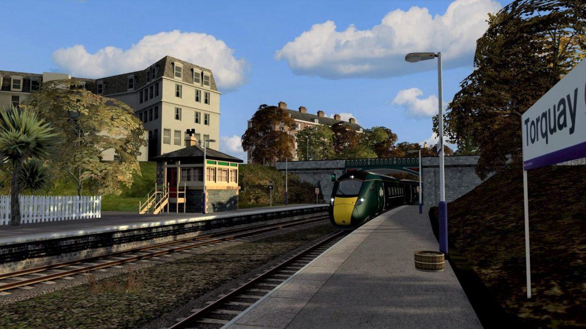 Paddington to Paignton, set in 2018/19 by Martin Masterson V1.1