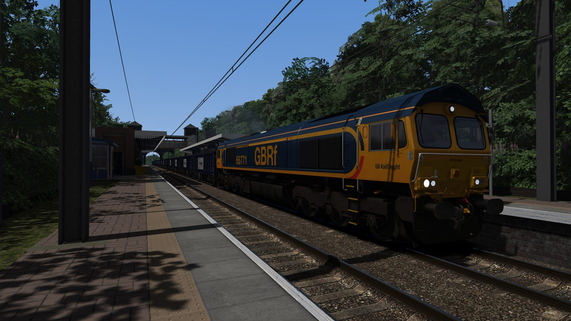 6L06 0513 Cricklewood Nth End Yd – Barrington Exch Sdgs