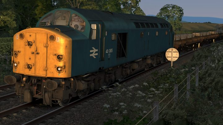 (LT 5.2) Part 3 6S78 1810 Severn Tunnel Junction – Mossend. Hereford to Shrewsbury