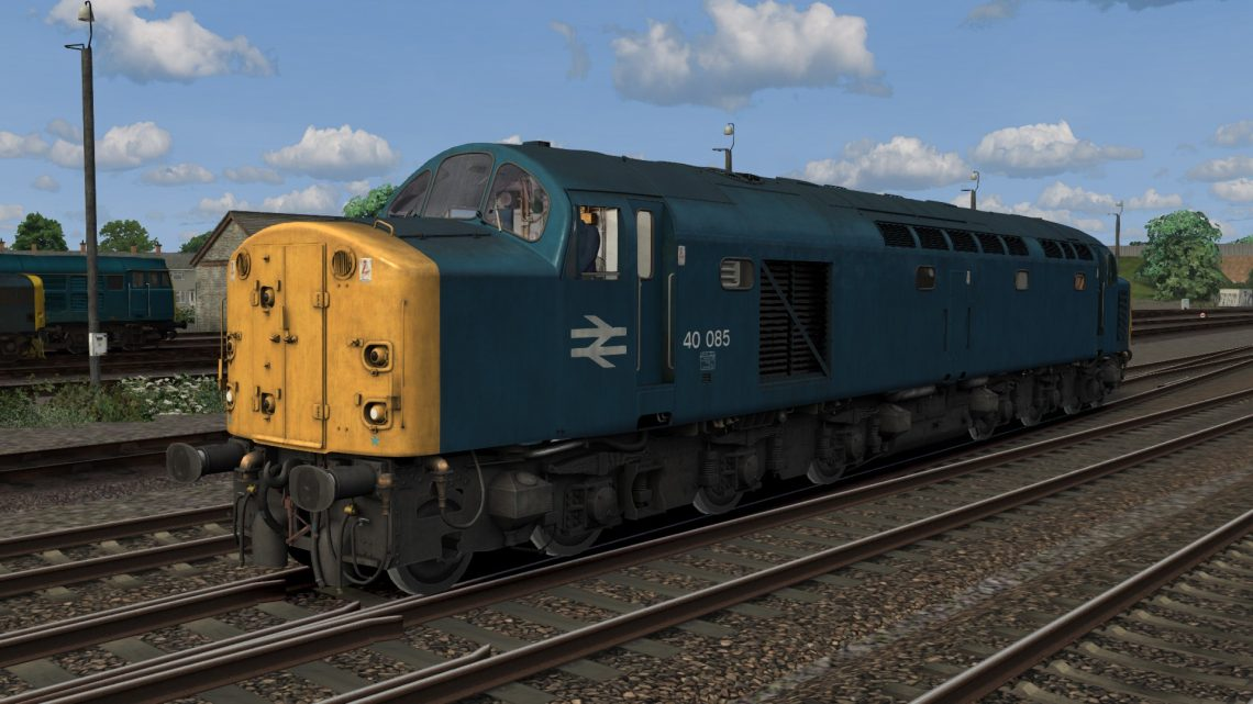 (LT 5.0) Part 1 6S78 1810 Severn Tunnel Junction – Mossend. STJ to Maindee Jnc