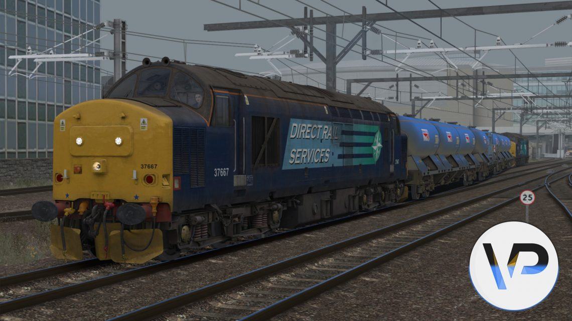 [VP] 3S09 1043 Chester – Wigan Springs Branch