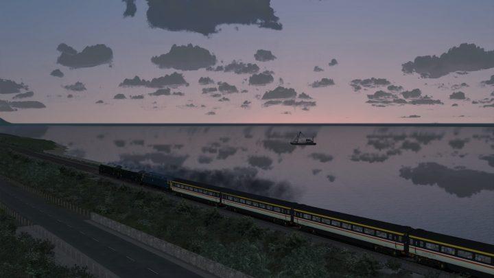 "[37 + 47] 137S Crewe – Bangor ""The Three Peaks Challenge By Rail"" + 573G Bangor – Holyhead"
