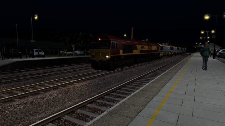 [CT] 6W50 20:26 Westbury Down Yard-Westbury Down Yard