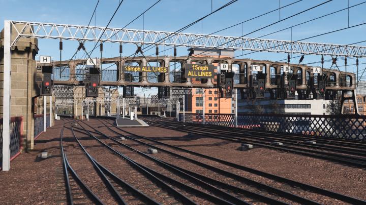 TSW2 Glasgow Cathcart Enhancement Pack