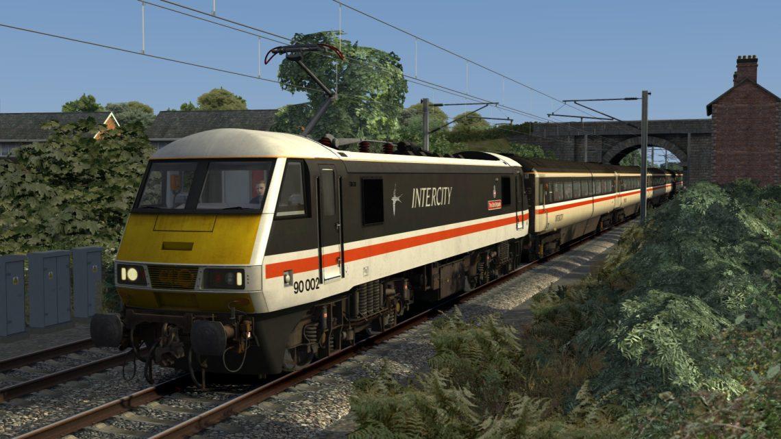 1S89 1625 London Euston to Glasgow Central