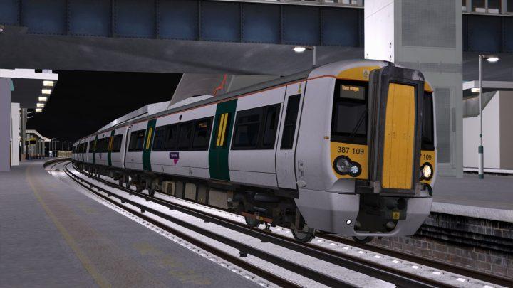 2W87 0142 Bedford to Three Bridges