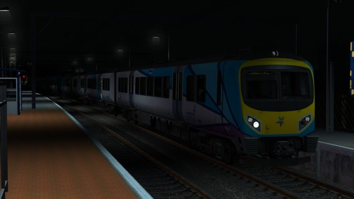 2E61 05:58 Manchester Piccadilly-Huddersfield
