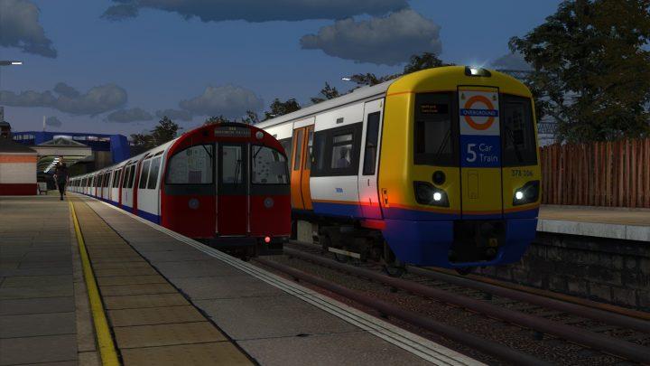 2D54 0645 London Euston-Watford Junction