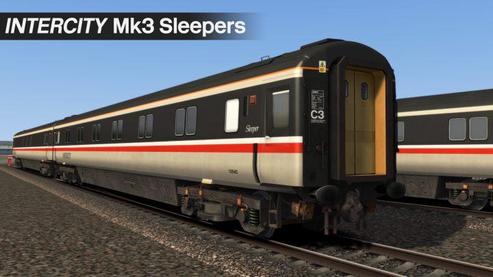 Intercity Mk3 Sleepers