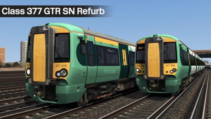 Class 377 – GTR Southern Refurb