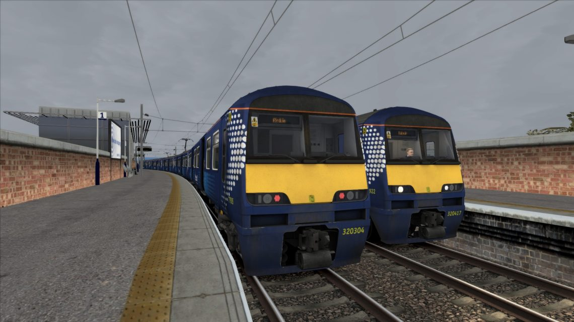 [GG] 2L15 0933 Larkhall to Dalmuir (Full Run)