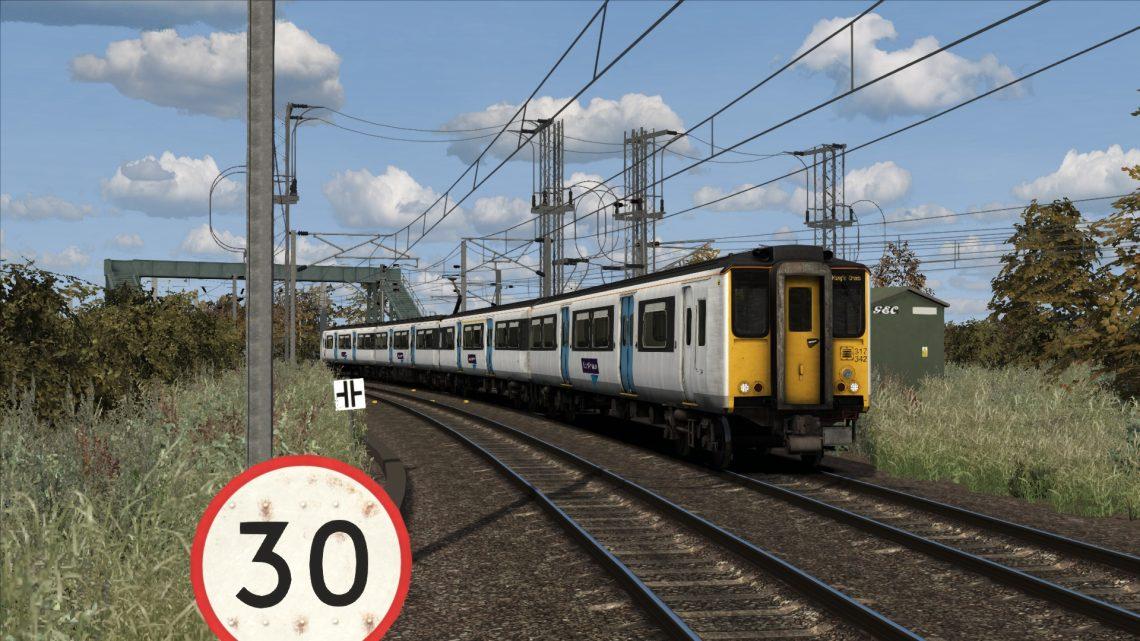 2C49 1356 Cambridge to London Kings Cross