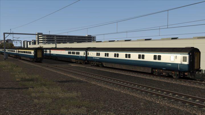 Mk3A BR Blue Grey Coach Pack