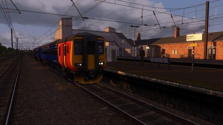 2T95 Lincoln – Nottingham
