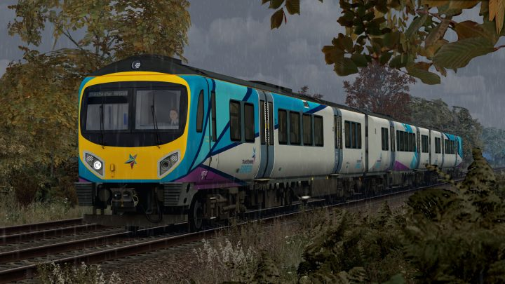 1P66 0854 Middlesbrough to Manchester Airport (2019)