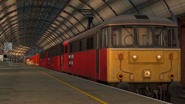 1V28 Low Fell to Bristol (2002)