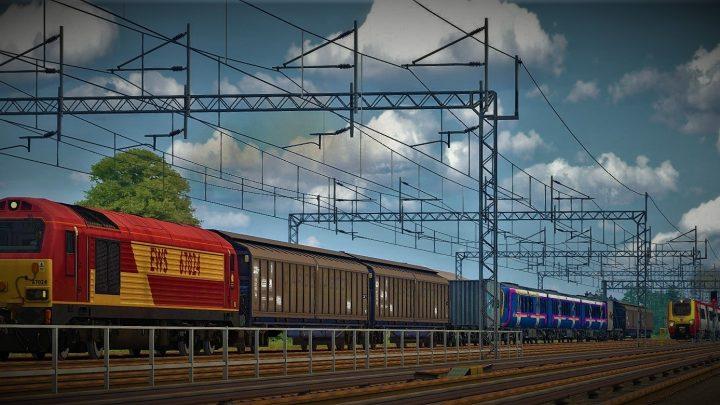 *Subscription* 6X16 Wembley Yard to Longsight TMD (Class 185 drag)