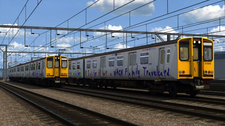 Class 313 WAGN Travelcard Autonumber Update