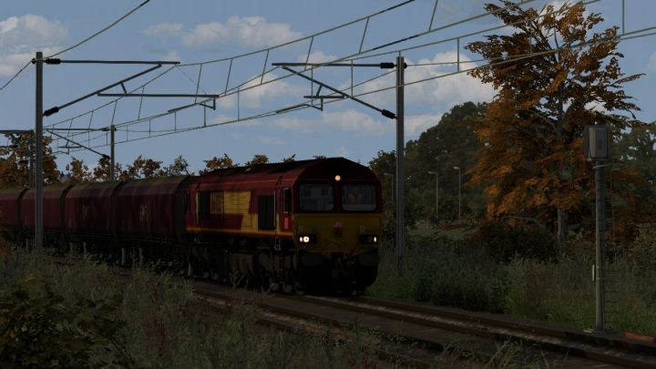 MLH 02: 6L85 Warrington to Middleton Towers