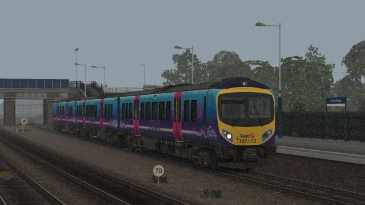 1P58 18:33 Manchester Piccadilly to Middlesbrough