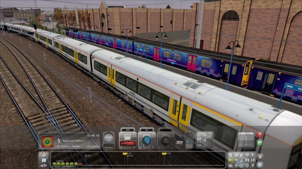 {DS – Fic – 14} – Kings Lynn To London Kings Cross