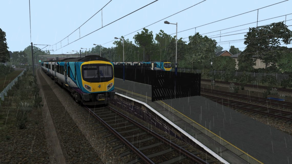 [CT] 1P69 09:40 Manchester Airport-Redcar Central