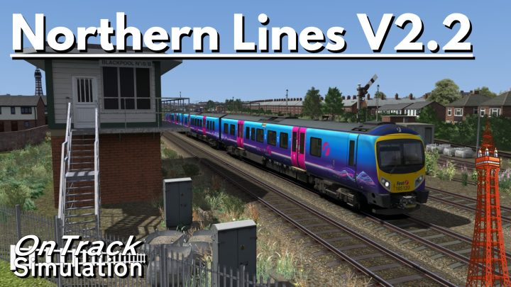 [OTS] Northern Lines V2.2