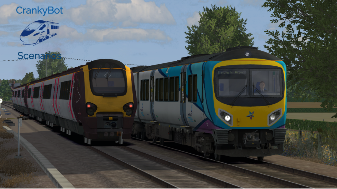 [CB] 1P66 09:07 Redcar Central – Manchester Airport