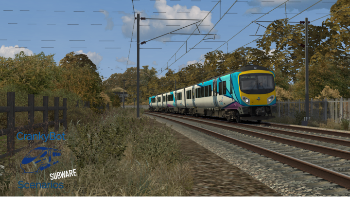 *SUB ONLY* [CB] 5D01 14:25 York Siemens Trans Systems – Doncaster