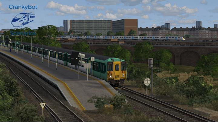[CB] 2J75 07:14 London Bridge – Caterham